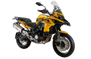 Benelli TRK 502 X (Adventure) LIMITED